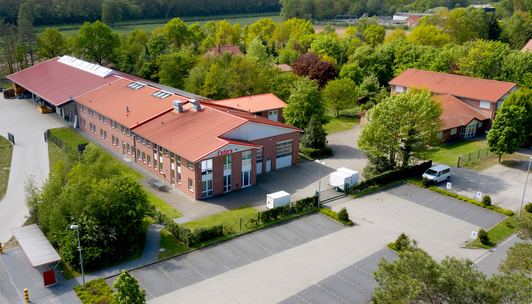Firmengebäude 2019