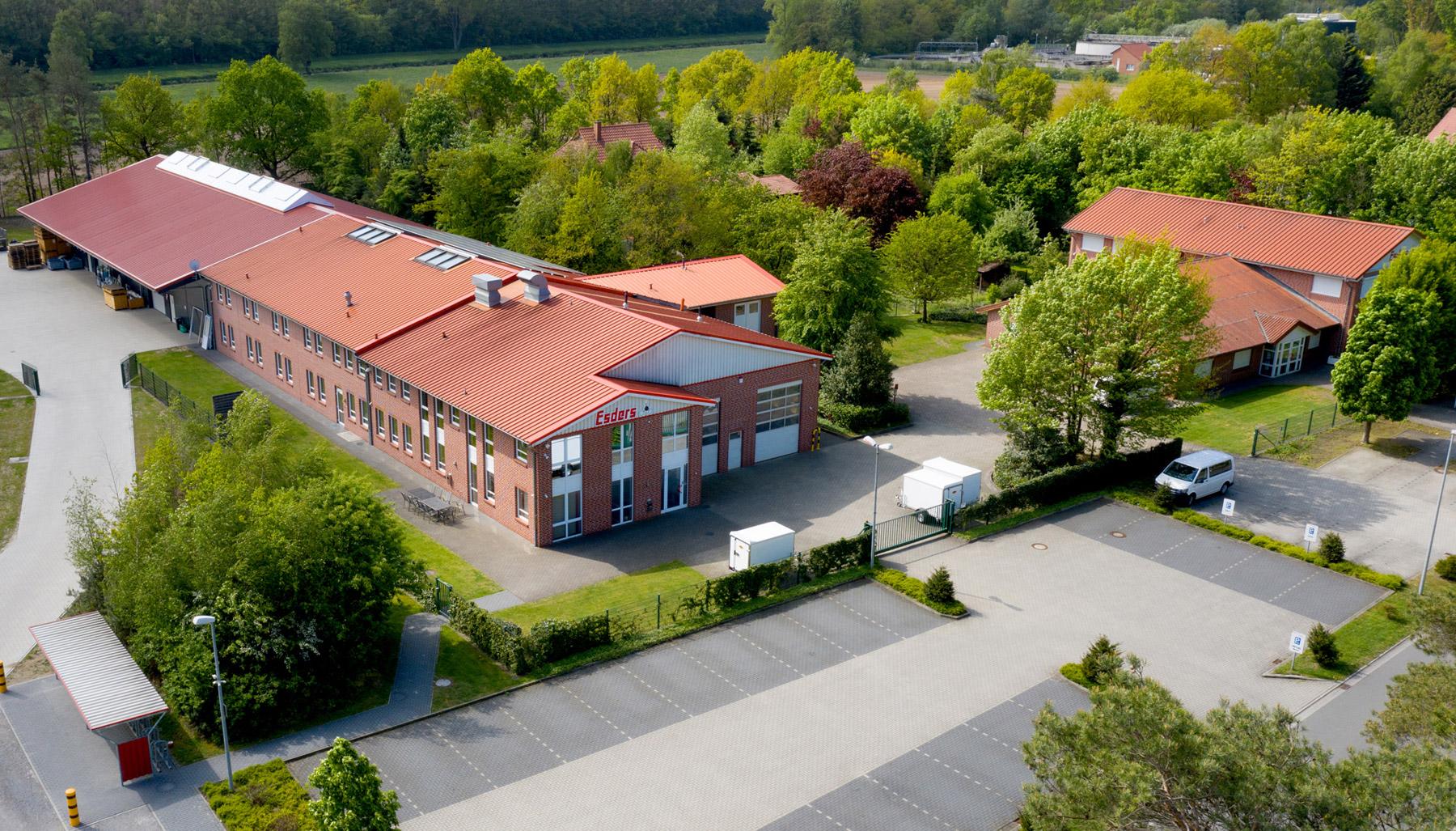 Esders Headquarters