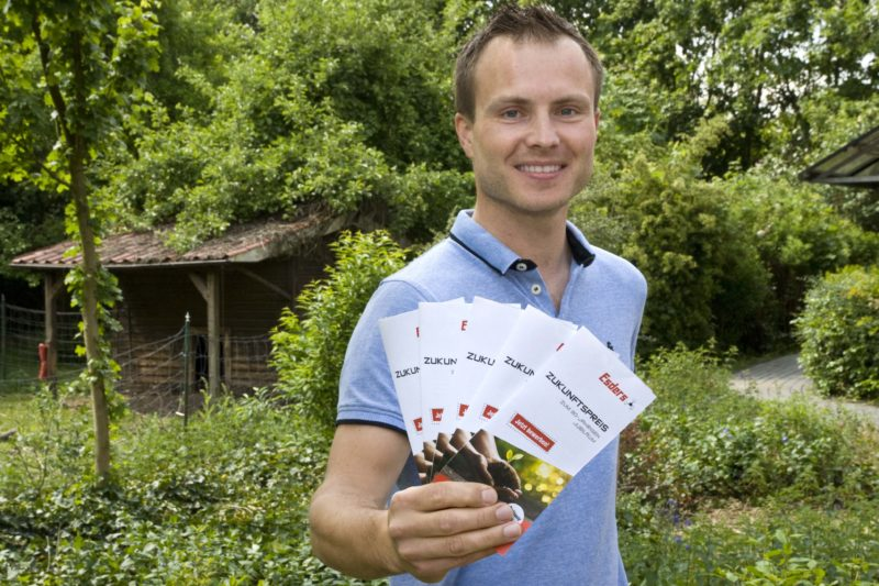 PRESS RELEASE – €15,000 for sustainable projects: Esders GmbH launches Future Award