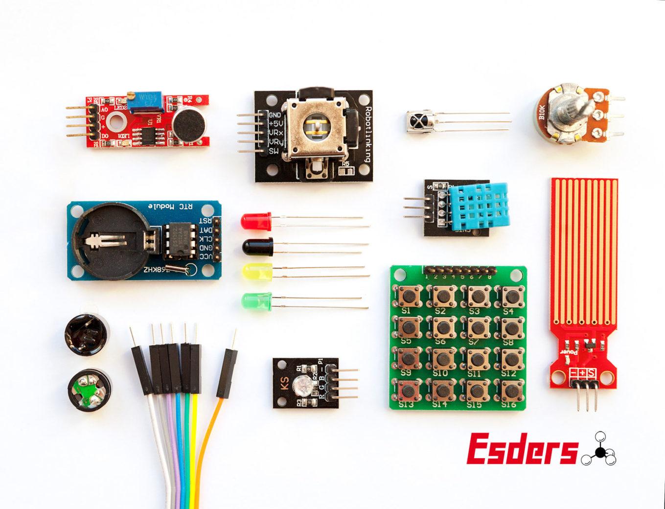 Sensor principles explained