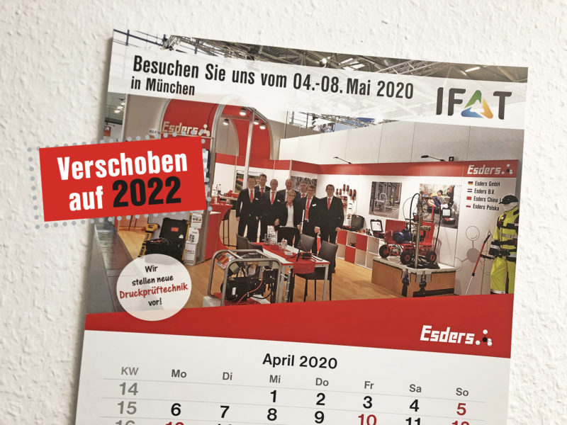 IFAT 2020: Woulda, coulda, shoulda