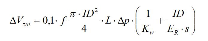 Formel-Normalverfahren-Volumen