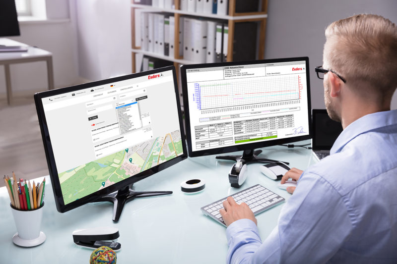 PRESS RELEASE – Esders Connect makes work routine easier