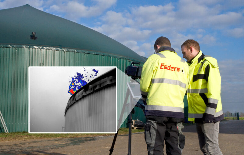 Measuring biogas – basics and personal protection