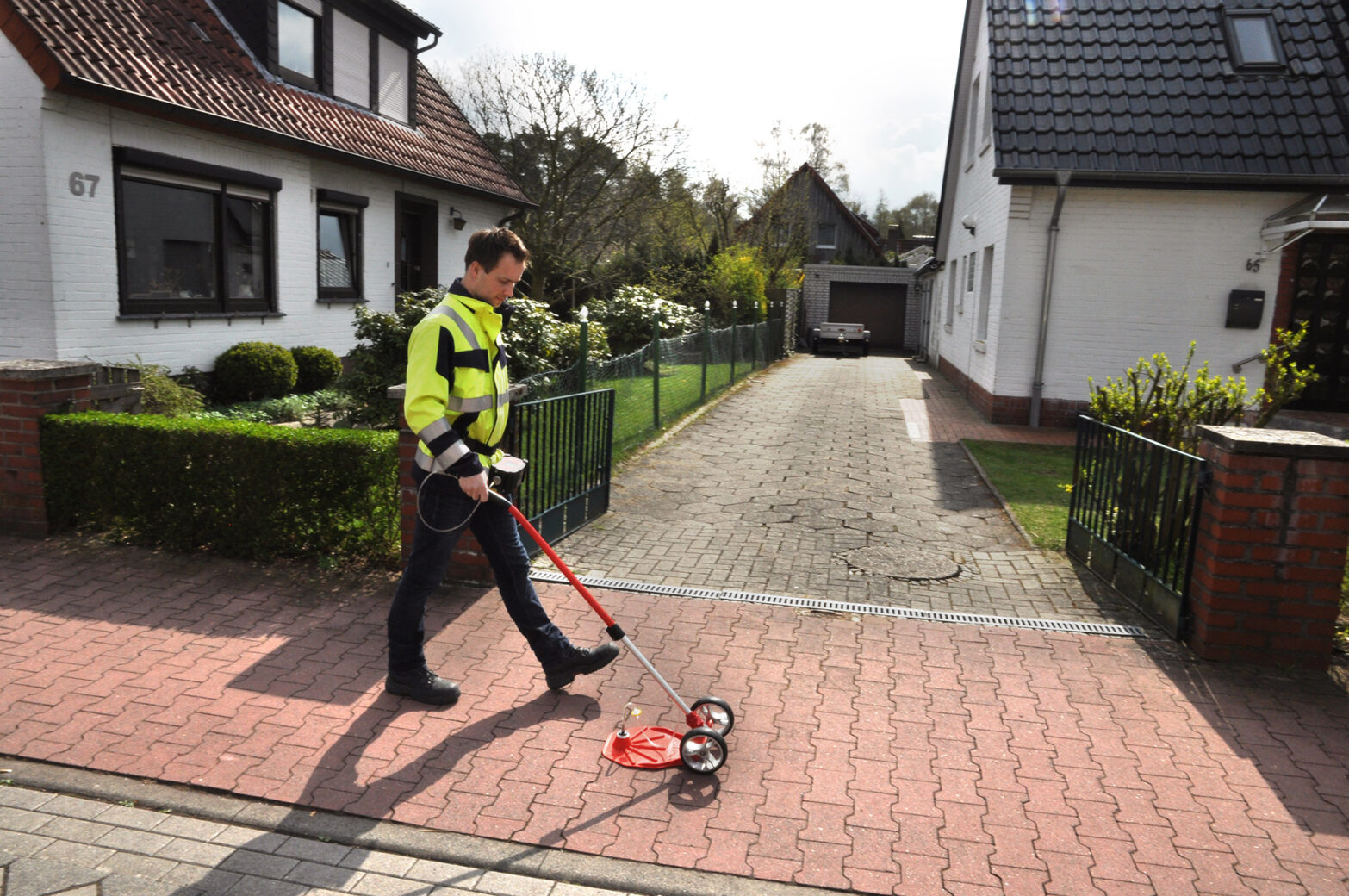 HUNTER certified for a walking speed of 5 km/h in the Netherlands