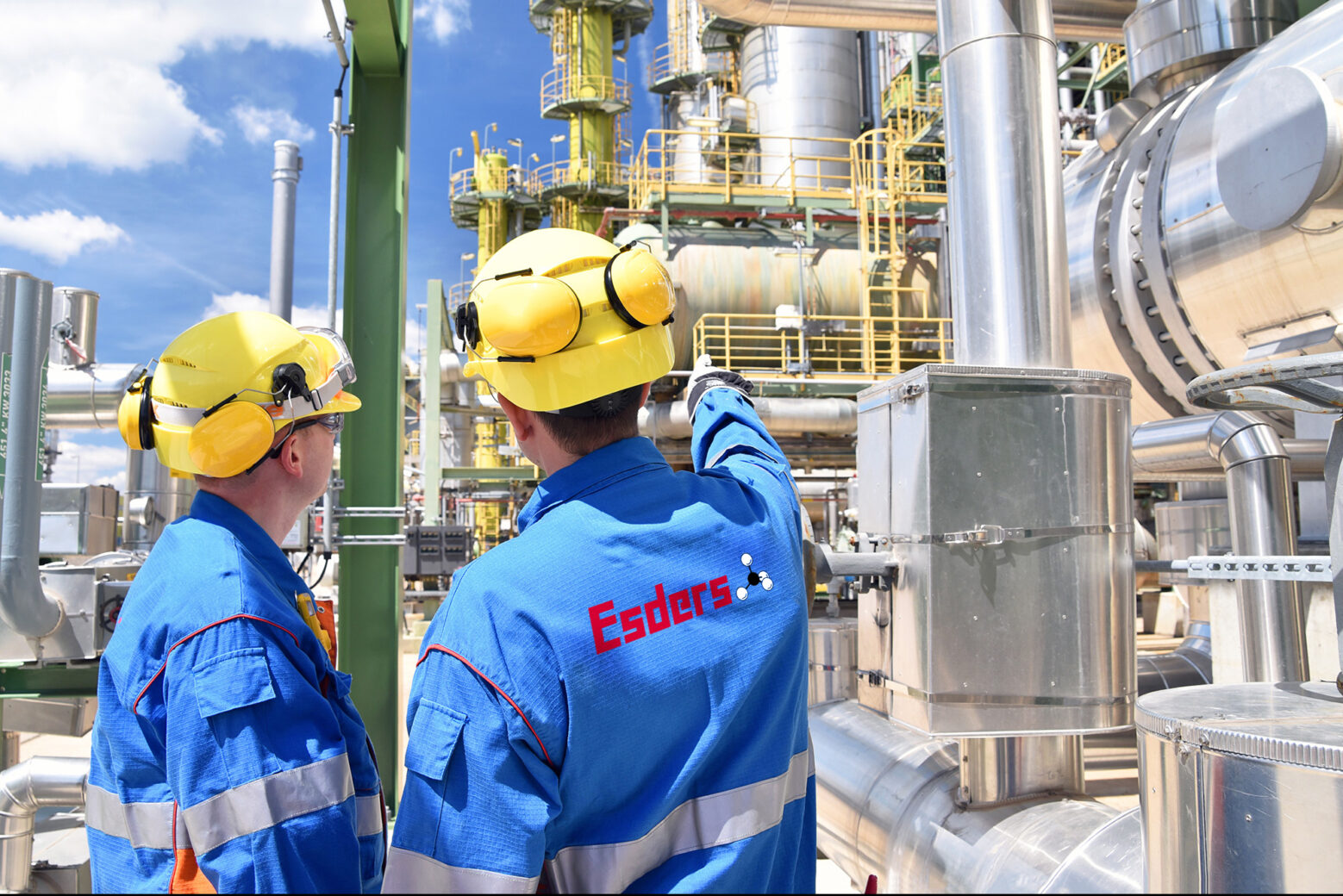 Industrial Gas – Leaks and Defects in Industrial Plants